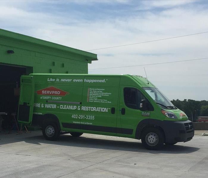 the big green clean machine