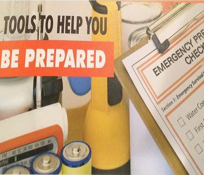 Storm Damage Disaster Preparedness Tools For Your Family
