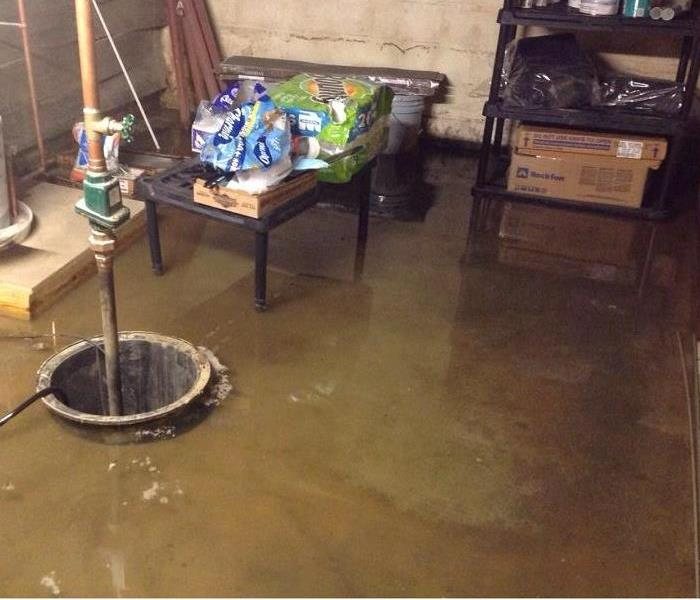 Water Damage Water Damage Cleanup in Omaha